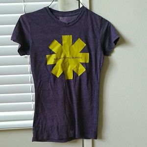 Red Hot Chili Peppers concert tee